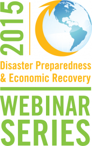 2015 Disaster Webinar Series